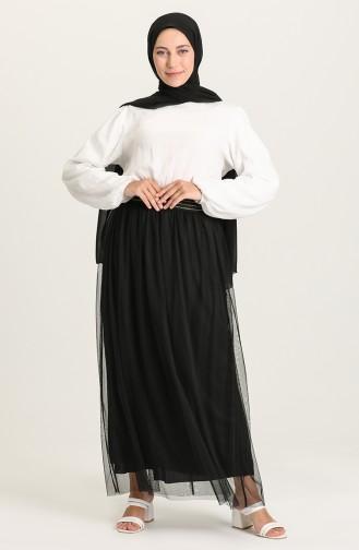 Black Skirt 0070-02