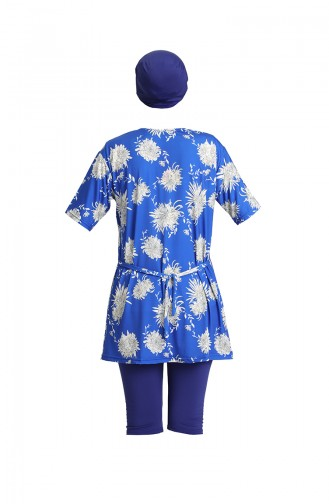 Cream Modest Swimwear 012808-01