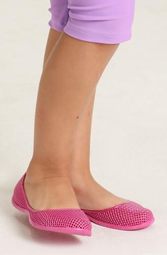 أحذية الأطفال فوشيا 3000-02