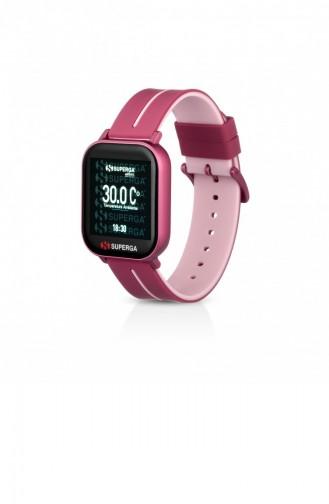 Fuchsia Wrist Watch 007
