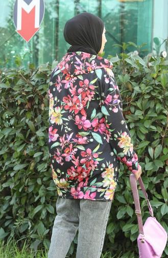 Sweatshirt Rose 5021B-01