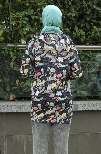 Sweatshirt Jaune 5021K-01