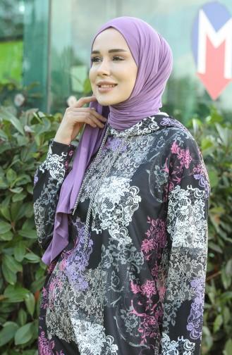 Sweatshirt Noir 5021P-01