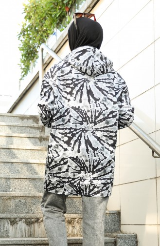Sweatshirt Noir 5021Z-01