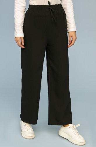 Pantalon Noir 8419-01