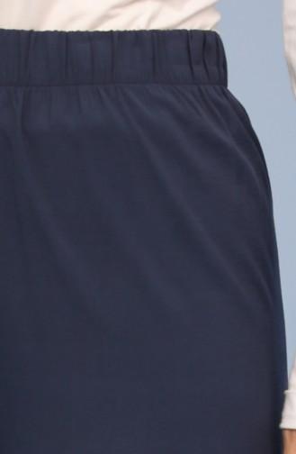 Navy Blue Broek 8419-02