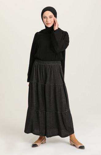 Black Skirt 8369-01