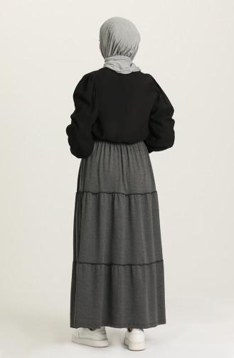 Anthracite Skirt 8370-02