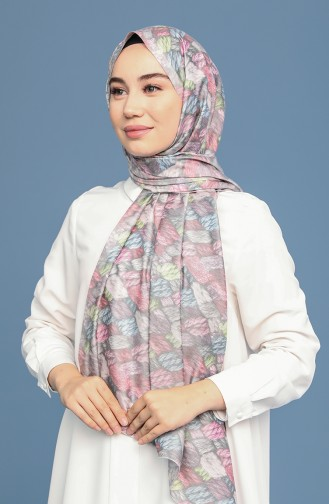 Pink Shawl 8102-03