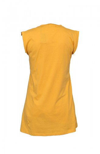 Blouse Moutarde 5091-07