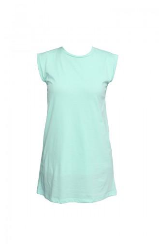Blouse Vert menthe 5091-08