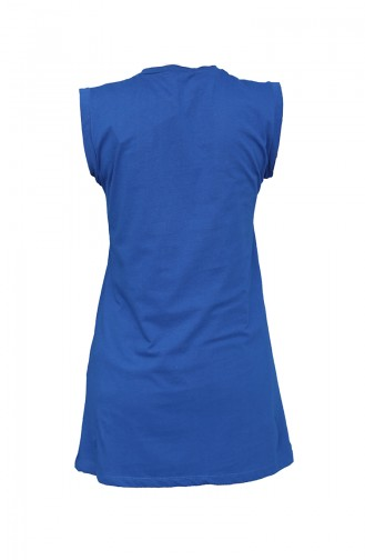 Blouse Blue roi 5091-09