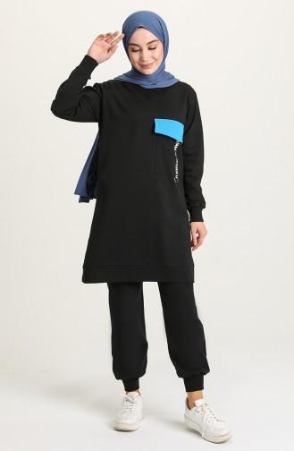 Blue Tracksuit 21057-03