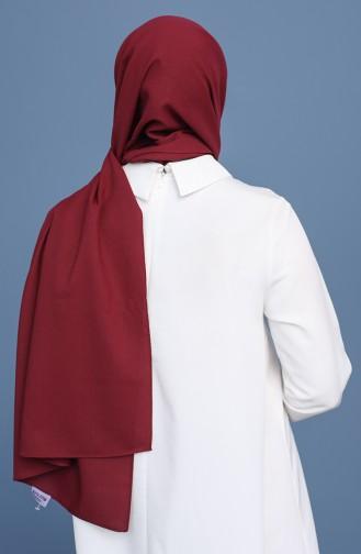 Light Claret Red Sjaal 1903200-17