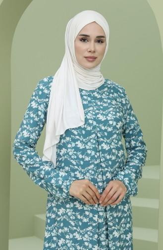Indigo Hijap Kleider 3302-04