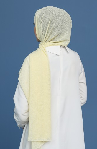 Yellow Shawl 8095-01