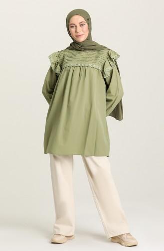 Khaki Hemd 2012-03
