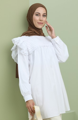 Weiß Hemd 2012-02