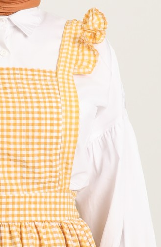 Mustard Gilet 1660-06