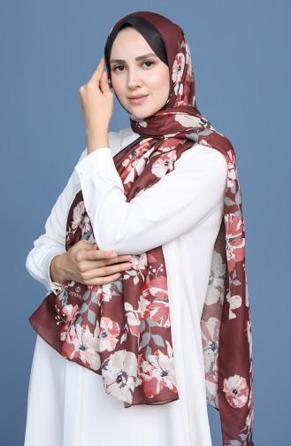 Claret red Sjaal 81004-15
