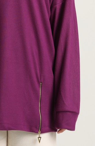 Purple Sweatshirt 4211-01