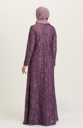 Habillé Hijab Rose Pâle 3005-04