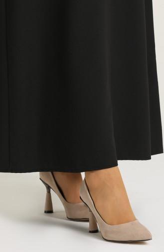 Chaussures a Talons Couleur de teint 017-11