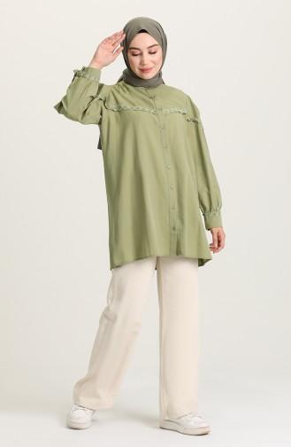 Khaki Hemd 2008-03