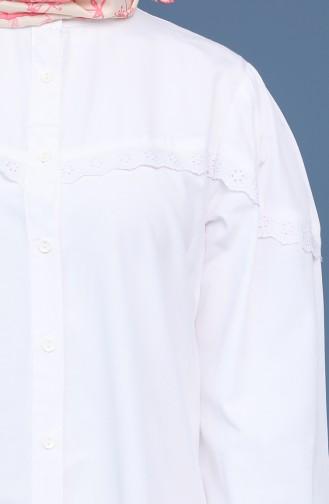 Weiß Hemd 2008-02