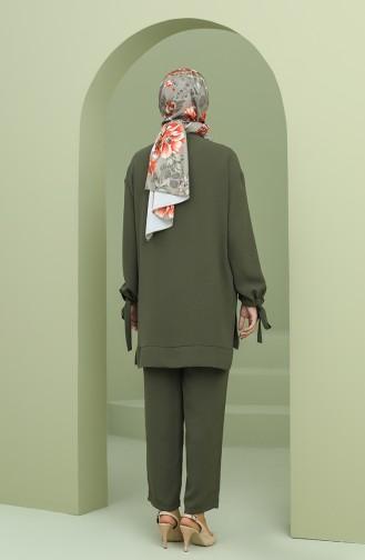 Green Suit 7002-07