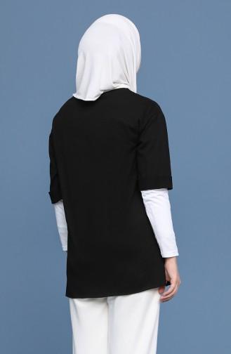 Cache-col Blanc 5378-04