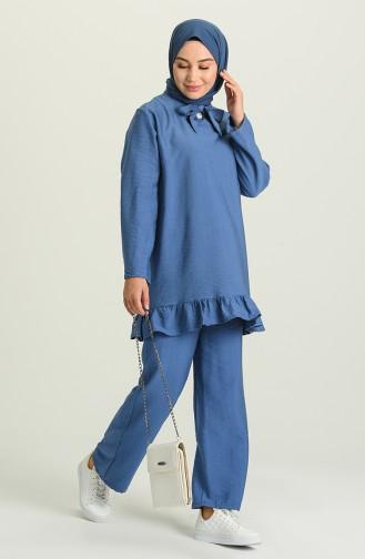 Indigo Suit 0650-08