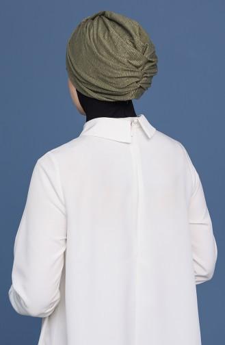 Khaki Bonnet 1168-03
