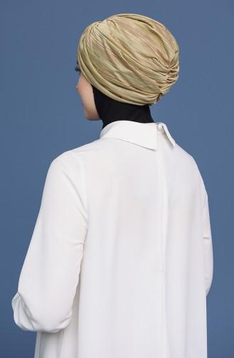Bonnet Vert huile 1168-15
