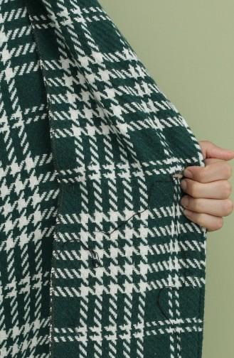 معطف طويل كاكي 22K8429-03
