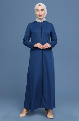 Indigo Abayas 1021-03