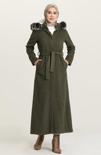 Khaki Coat 7945-05