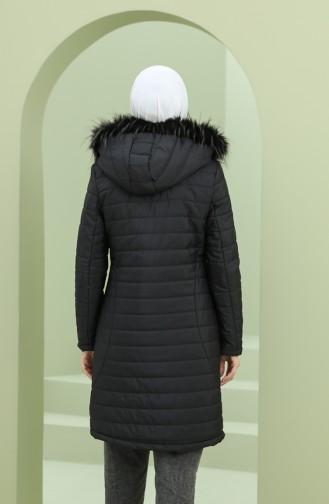 Black Winter Coat 5005-01