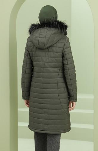 معطف كاكي 5005-03