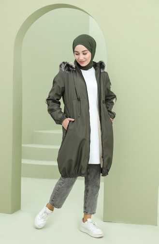 معطف كاكي 5006-06