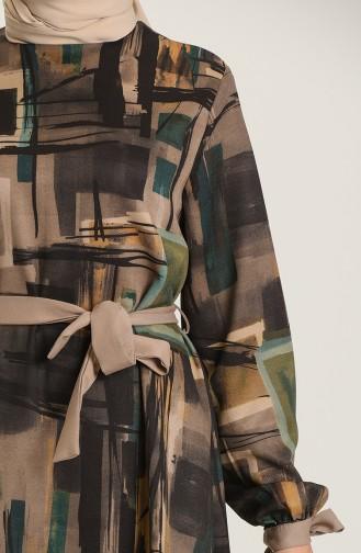 Dark Khaki Suit 5649-02