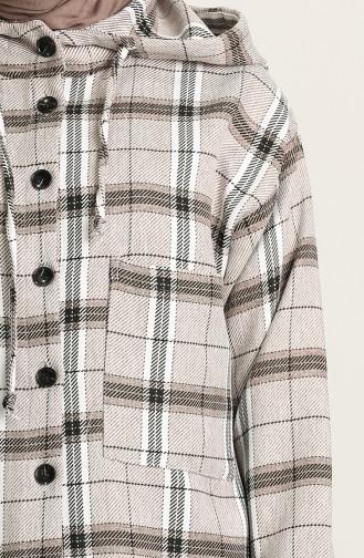 Maroon Overhemdblouse 22K8428-05