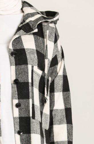 Black Overhemdblouse 22K8428-03