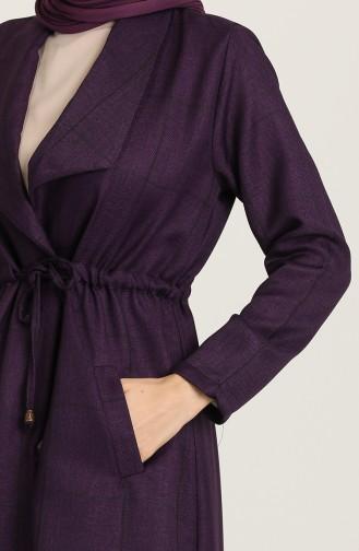 Purple Mantel 22K8436-07