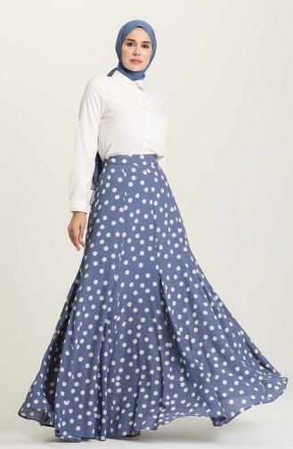 Indigo Skirt 61208-02