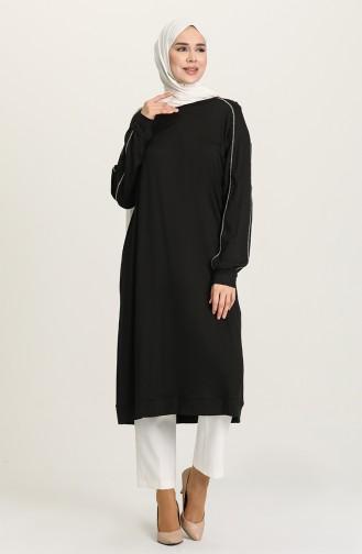 Tunique Noir 0049-01