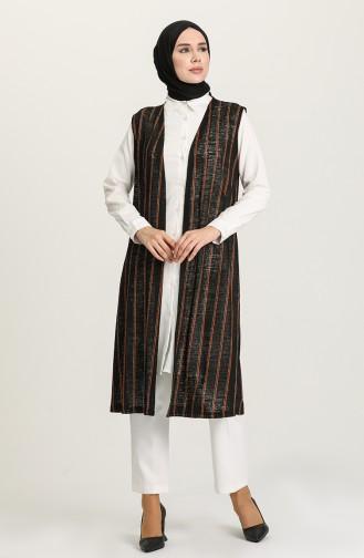 Black Waistcoats 8381-03