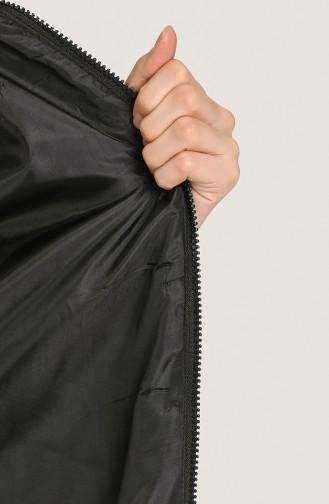 Gilet Sans Manches Noir 4070-03