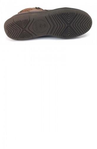 Tan Boots-booties 8391