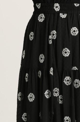 Jupe Noir 61200-01